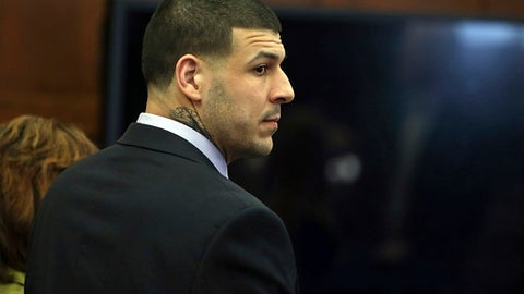Disgraced former National Football League star Aaron Hernandez acquitted of double murder
