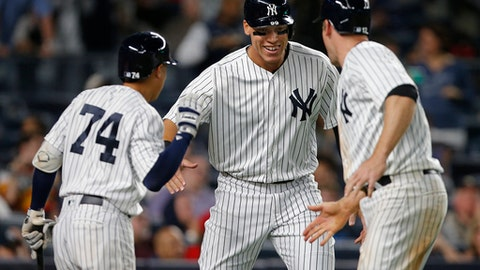 "Ronald Torreyes (Yankees): Skee-Lo ""I Wish"""
