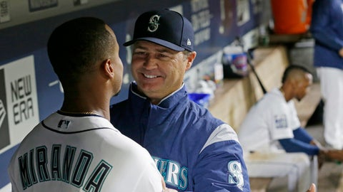 Seattle Mariners: Scott Servais