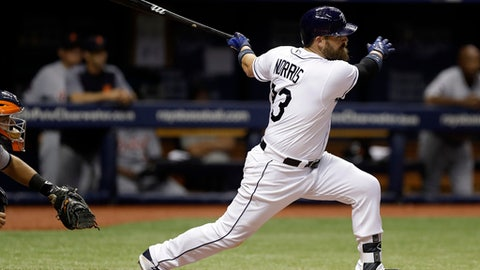 Rays return to the Trop, win solid outing against the Detroit Tigers