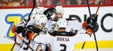 Ducks awarded rest after sweeping Flames