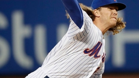 Mets push back Syndergaard, start Gsellman vs. Braves