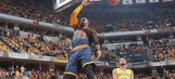 James, Cavs come from 26 down, beat Pacers to take 3-0 lead (Apr 20, 2017)
