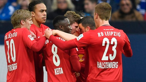 RB Leipzig — Germany