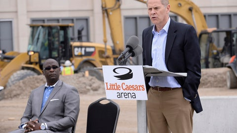 Little Caesars Arena expected to announce U-M, MSU hoops games Tuesday