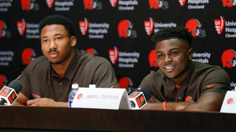 Browns can control 2018 draft with 5 of first 64 picks