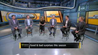 Good and Bad Surprises from the Start of 2017 | NASCAR RACE HUB