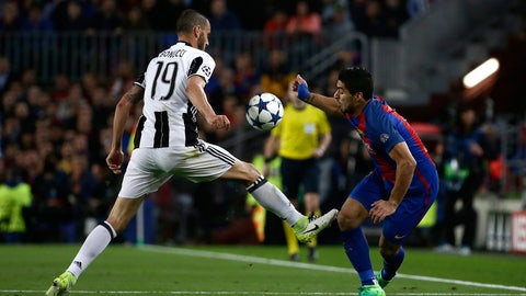 DEF: Leonardo Bonucci, Juventus