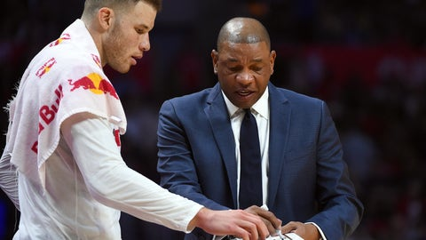 Doc Rivers is still living on his success in Boston