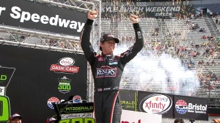 Erik Jones Wins at Bristol | 2017 XFINITY SERIES | FOX NASCAR