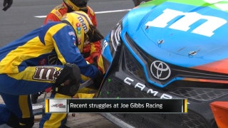 Recent Struggles at Joe Gibbs Racing | NASCAR RACE HUB