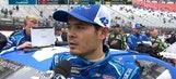 Speeding Penalty Halts Kyle Larson | 2017 BRISTOL | FOX NASCAR