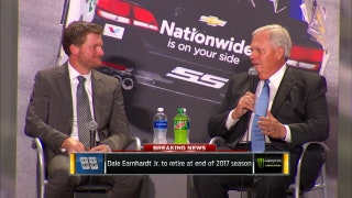 What Dale Earnhardt Would Think of his Son's Retirement | NASCAR RACE HUB