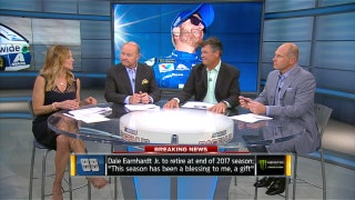 How Dale Earnhardt Jr. Has Changed Through the Years | NASCAR RACE HUB