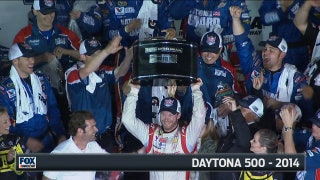 Dale Earnhardt Jr. Wins Reel | FOX NASCAR