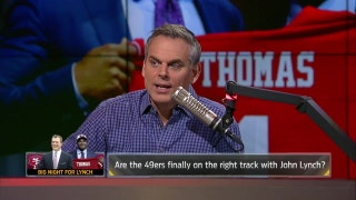 Colin Cowherd reveals his 2017 NFL Draft Round 1 winners