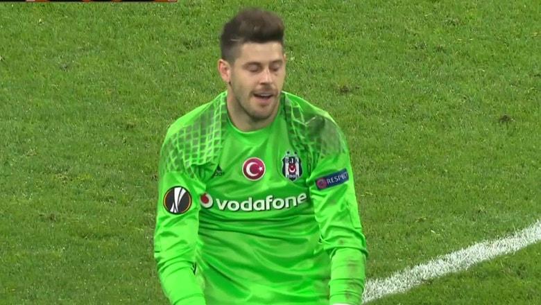 Lyon vs. Besiktas | 2016-17 UEFA Europa League Highlights