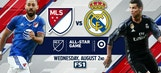MLS All-Stars will face Real Madrid