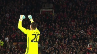 Manchester United vs. Anderlecht | 2016-17 UEFA Europa League Highlights