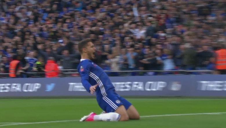 Chelsea vs. Tottenham Hotspur?   2016-17 FA Cup Highlights