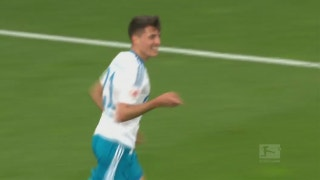 Alessandro Schöpf extends the lead for Schalke | 2016-17 Bundesliga Highlights