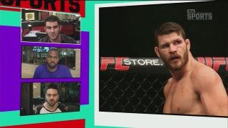 Michael Bisping calls out Georges St-Pierre over halted fight | TMZ SPORTS