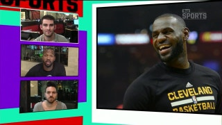 LeBron James opens school for at-risk students in Akron   TMZ SPORTS