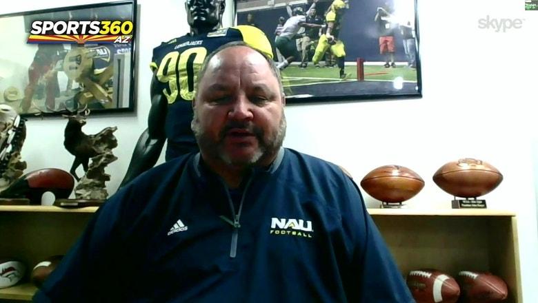 NAU spring football report: Cookus returns, defense shows improvement