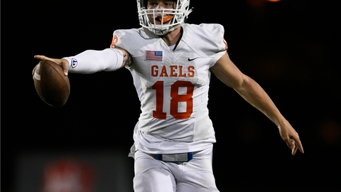 What will we see from true freshman quarterback Tate Martell?