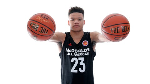 Kevin Knox Turned Down $1.4M Offer From Team In China