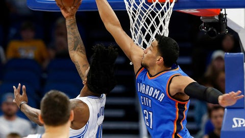 Andre Roberson, F, Oklahoma City Thunder (Colorado)
