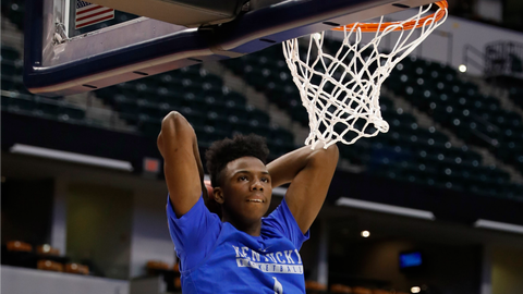 Brooklyn Nets: Hamidou Diallo, SG, Kentucky (N/A)