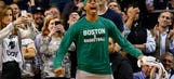 Brad Stevens and the Celtics just shook up the NBA playoffs with one adjustment