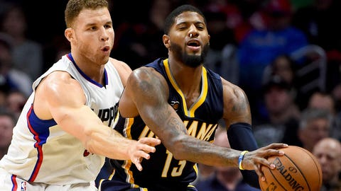 PG could go home to L.A. ... to the Clippers