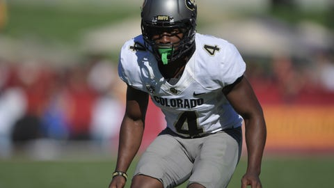 30. Steelers: Chidobe Awuzie - CB - Colorado