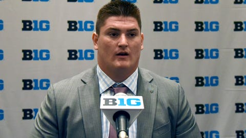 63. Falcons: Dan Feeney, OG, Indiana