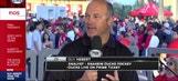 Angels Live: Guy Hebert on set to talk Ducks, playoffs, #PaintItOrange