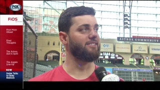 Angels Live: Bedrosian talks saves, pitching in Houston