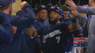 WATCH: Eric Thames hits 9th and 10th homers of the year