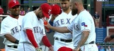 Texas Rangers enlist bug spray to deal with mid-game critters