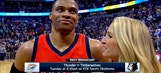 Russell Westbrook on getting 42nd triple-double in win