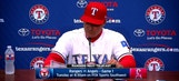 Jeff Banister on Gallo's big day at the plate