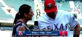 Joey Gallo on feeling comfortable at the plate