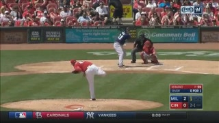 WATCH: Braun, Shaw, Thames homer in win over Reds