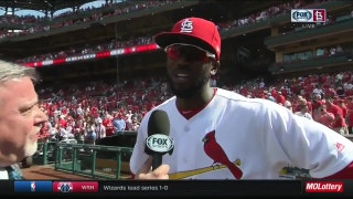 Fowler on first curtain call as a Cardinal: 'It was awesome'