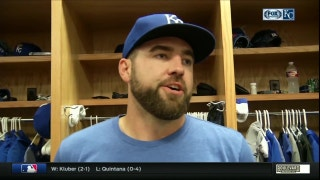 Karns after Royals' loss to Rangers: 'I felt like every hit I gave up was a homer'