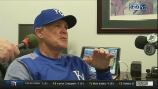 Yost on Karns: 'I didn't think he was extremely sharp'