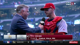 Fryer says Cardinals are shaking off slow start to the season