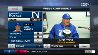 Yost: Royals frustrated with start of season