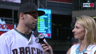 Goldschmidt was 'begging' first-inning HR stayed fair